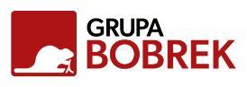 Zdjęcie przedstawia logo Grupy Bobrek